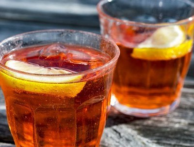 Liven up your prosecco bubbles with an aperol spritz for The perfect drink mixer